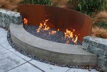Outdoor fire / Ulkotuli