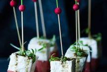 Feta cheese / Cheddar....  Juustot / Feta cheese is good .......