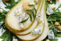 Brie  - Camembert- Roquefort- Stilton - Gorgonzola- Aura