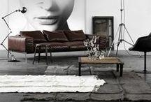 HOME DECOR / Home Inspirations  Living room Kitchen Bedroom