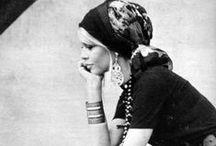 Bold, bohem, gypsy style