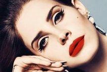 Brown and beautiful 2 / Lana Del Rey, Kim Kardashian, Selena Gomez, Katy Perry