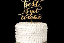 Engagement cake ideas / The quest to find the perfect cake design