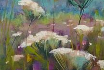flowers art / kukkataide