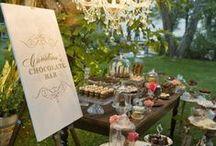 WEDDING RECEPTION / Wedding reception decor ad inspiration! #weddingreception