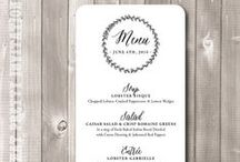 CARDS | MENUS ETC / DIY wedding menu cards| name cards| menus| paper | stationary|signs| save the dates and more! The best inclusive diy wedding planning information, inspiration and online DIY wedding tutorials  |diy |wedding |diyweddingplanner|how to DIY wedding|