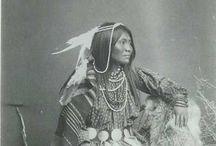 Indianen en andere volkeren / Natives all over the world