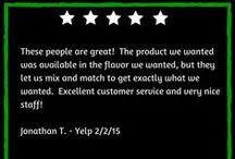Fan Friday Winners / These are all of the amazing people who took the time to write a great review. You could be our next #FanFriday winner just click here and leave us a lovely review. http://www.yelp.com/biz/n101-los-angeles