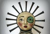 Nuket, taide ja primitiiviset ym. / Doll