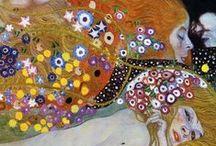 Gustav Klimt, art