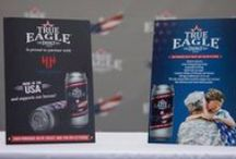 True Eagle USA / True Eagle is committed to helping soldiers find employment when they return home from the battle field!