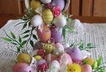 Pääsiäinen, kevään tuulahdus