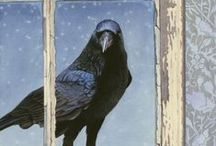 Mustat linnut