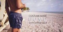 COSTUMI DA MARE UOMO 2017 / Questa estate scendi  in spiaggia con stile, grazie ai colorati e briosi costumi da mare proposti da carillomoda.it.  Scegli tra diversi modelli e fantasie disponibili, a seconda delle tue esigenze: i costumi mare sono comodi, colorati e caratterizzati da un tessuto morbido ad asciugatura rapida. Per chi sceglie i bermuda, può usarli anche come pantaloncini abbinati ad una camicia in lino per un aperitivo in spiaggia cn gli amici. L'estate è alle porte, scegli il costume perfetto per te