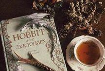 Books, Tea, and Rain