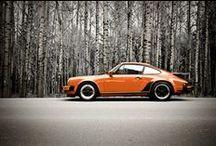 Porsche / by Bastiean