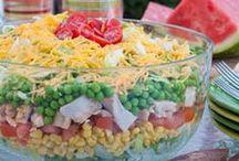 Salads  and  Dressings / by Shelva Joseph