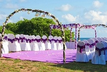 bush and beach weddings