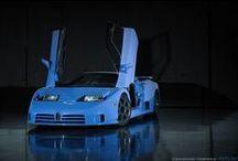 Bugatti / by Bastiean