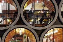 Hotel Interiors / Beautiful contract spaces and public interiors