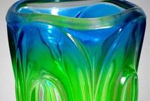 Vases / Vases of all shapes and sizes and materials