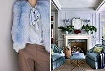 Fashion to Fabric / This seasons hottest fashion trends translated to interior spaces
