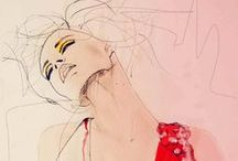 Illustration & Sketch