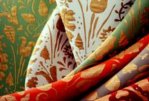 Tribal Prints / Exotic Tribal Prints, Exotic Fabrics, Tribal Rooms, Global Design