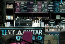 Cafe inspiration :) / Bring on 2014