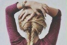 I LIKE - HAIR / Nice hair and hair-dues