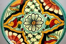 Mexican Art Pottery /  Mexican Art Pottery Pieces For A True Southwest Flair!