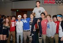 Magcon / Old Magcon forever!!! <3 / by Hannah Hoffman