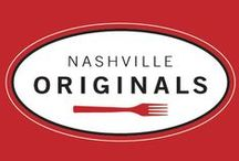 Supporting Nashville Locals / Supporting the local businesses and people who make Nashville great
