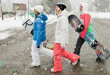 I LIKE - SNOWBOARDING / SNOWBOARDING