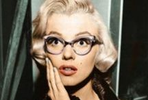 Icons in glasses