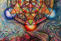 FLOR DA VIDA / Energia da Flor da Vida