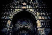 /^\ Gothic Architecture /^\ / by Alice LilithLedCrow