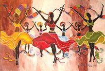 Taniec - art.