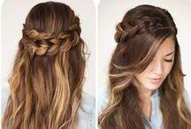 Step-By-Step Hairstyles ♥