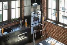 Loft Retrò / Architecture and design inspiration for a retrò room