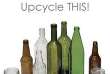 """UPCYCYCLING / This board is part of a consumer studies task where I will be exploring fun and creative ways to reduce, reuse and recycle. I hope to to gather practical and useful ideas whilst being green and eco-friendly. The idea and concept of """"upcycling"""" is widely used and refers to remaking an old object into a better new one therefore reusing, recycling and reducing."""