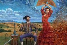 Flamenco - art.