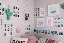 Room decor e organization