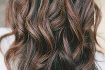 hair&make-up / by Rachel Freeman