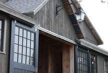 Barn, Garage, Attic and Basement / by Jacqueline Garran