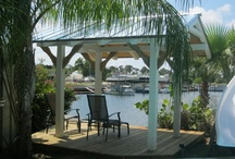 Gazebos, Pavilions and Pergolas / by Historic Shed