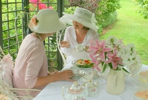 Tea For Two... / Tablescapes for tea time, Tea Cups, Tea Parties / by Diana Preston