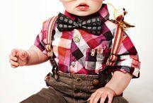 Little Boy Fashion / by Jacqueline Garran