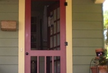 Screen Doors / by Historic Shed