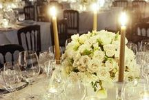 Tablescapes / Our favorite pretty tables. Linens, china, centerpieces, seating, etc. From our events and from our other favorite Pinners!
